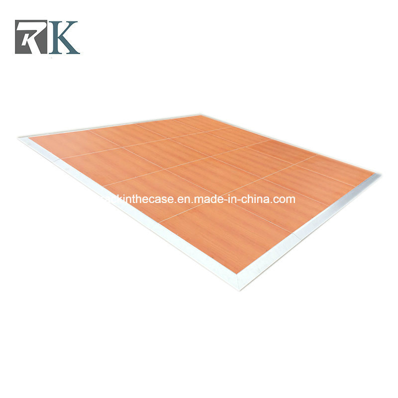 Plywood Flooring White Dance Floor for Wedding Event Decoration