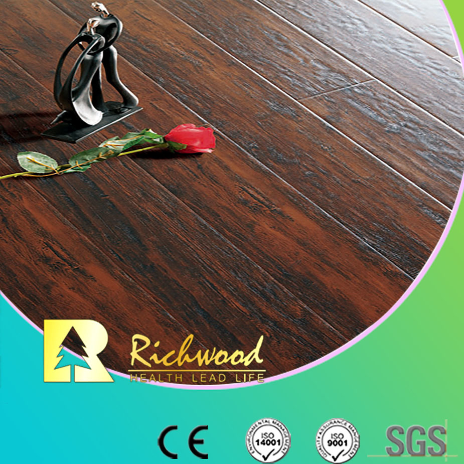 HDF AC3 Parquet Oak Waterproof Laminated Laminate Wood Flooring