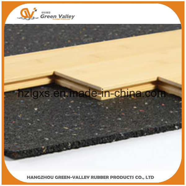 Sound Reduction Acoustic Rubber Mat Sheet Underlay Wooden Floor