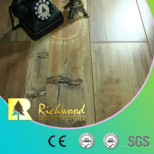 Timber AC3 Mirror Oak Parquet Wood Wooden Laminated Flooring