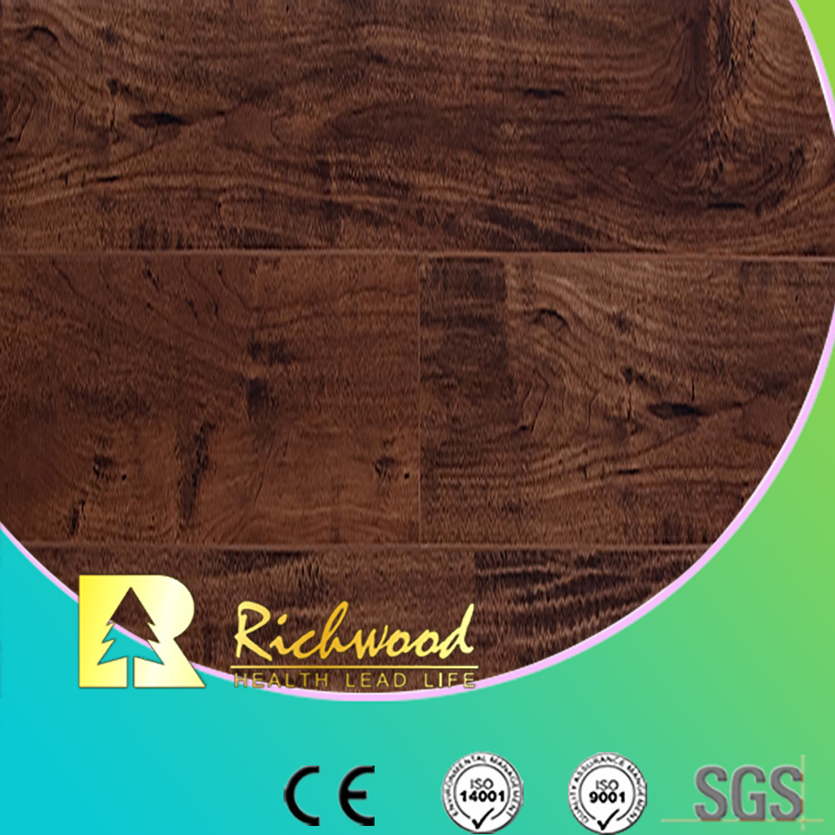12.3mm Mirror E1 Maple HDF Laminate Floor