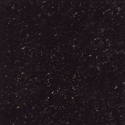 CD6605A Black Crystal Double Series Polished Porcelain Floor Tile