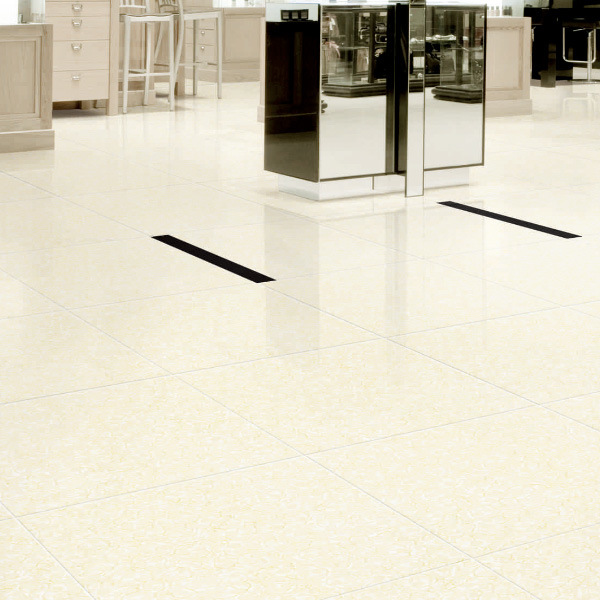 High Glossy Polished Porcelain Floor Tiles of 24X24