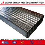 Manufacturer Aluzinc Galvanized Corrugated Metal Sheet for Roof