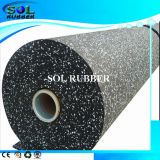 High Density Commercial Gym Fitness Rubber Flooring