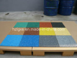 Carpet Colorful EPDM Surface Rubber Flooring Tiles