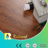 12.3 E0 HDF Embossed Elm U-Grooved Sound Absorbing Laminate Flooring