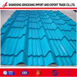 Prepainted Galvanized Roof Tile Corrugated Roofing Sheet