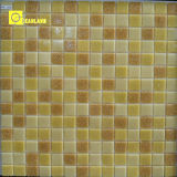 Stone Mosaic for Glossy Surface Crystal White Color (MC206)