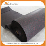 EPDM Rubber Roll Flooring for Sports Gym