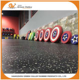 Anti-Shock Rubber Floor Mat Tiles for Gym Equipment