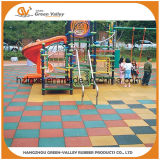 Anti-Slip Safety Rubber Tile Floor Rubber Sheet for Kids Playground