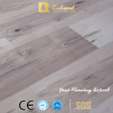HDF Walnut Maple Parquet Vinyl Plank Wood Wooden Laminated Laminate Flooring