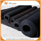 3-18mm Thickness Rubber Floor Rolls Carpets for Gym Sport