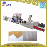 Stone Plastic Composite Spc Waterproof Flooring Mat Extruding Making Machine