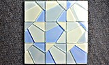 Foshan New Arrival Interior Glass Mosaic Tile for Home Decoration