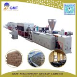 PVC Faux Stone Siding Wall Panel Brick-Pattern Plastic Extruding Machine