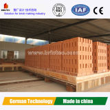 Automatic Clay Brick Plant with Tunnel Dryer