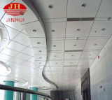 Fireproof White Aluminium Roof Tile/Metal Acoustic Suspended Ceiling Tiles