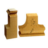 Can Be Customized Shaped Silica Refractory Brick Material, Fire Brick