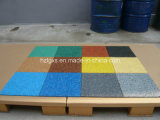 Colorful EPDM Granules Rubber Mat/Tile