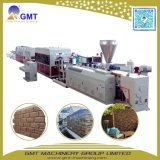PVC Imitative Wall Stone-Siding Board/Sheet Brick-Pattern Plastic Extruder Machine