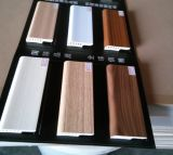 PVC Skirting Board with 18mm Gap for Laminate Flooring