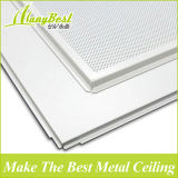 Cheap Eco Aluminum Square Ceiling Panel Tile with Decorative Designs