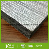 Fireproof Rubber Foam Insulation with Aluminum Foil
