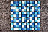 China Manufacturing Floor Wall Tile Swimming Pool Mosaic