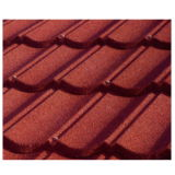 Stone Coated Chip Steel Roof Tile Manufacturer