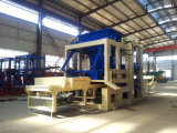Automatic Concrete Cement Fly Ash Hydraulic Brick Block Making Machine