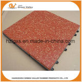 Best Flexibility Top Quality Rubber Floor Tiles for Garden Sidewalk