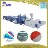 PVC Corrugated Roofing Sheet Tile Panel Plastic Extruder Machinery