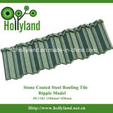 Stone Coated Roofing Sheet (Ripple Tile)