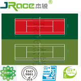Self-Leveling Spu Buffer Coat Tennis Surface Flooring