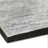 5mm Popular Foam Rubber Carpet Underlay with Non-Woven Fabric