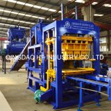 Qt6-15 Automatically Hydraform Earth Compressed Brick Machine