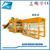 Qt10-15 Cement Block Making Machine Fly Ash Brick Machine