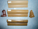 PVC Skirting and Accessories for Laminate Flooring 3