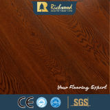 Commercial 12.3 HDF Embossed Elm U-Grooved Waterproof Laminate Floor