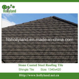 Stone Chip Coated Metal Roof Tile (Roman Tile)