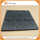 Shock Resistant EPDM Rubber Sheet Rubber Floor Tiles for Gym