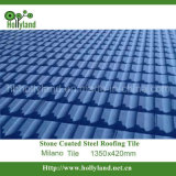 Stone Coated Metal Roof Tile (Milano Type)