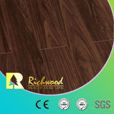 Vinyl 12.3mm E0 AC4 Embossed Walnut Laminated Wood Wooden Laminate Floor