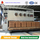 Tunnel Kiln for Automatic Brick Making Plant