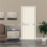 Interior Composite Wooden WPC Raw Material/Painting Door (YM-072)