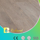 12.3mm E0 HDF Embossed Oak Waxed Edged Laminated Flooring