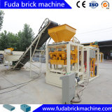 Semi Automatic Cement Hollow Brick Making Machine with Certificate