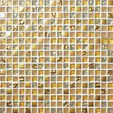 Cheap Price Glass Mosaic for Bathroom Wall Tiles Floor (R15040)